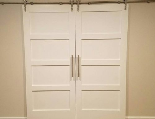 Double Bar Doors